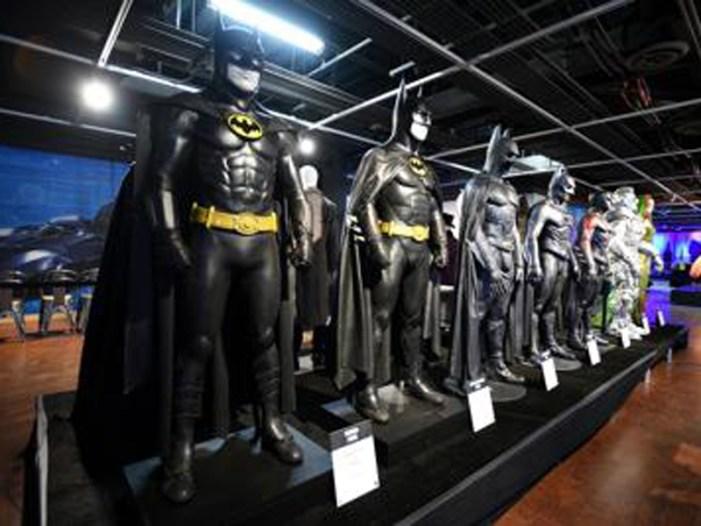 Batman entra nella Comic-Con character Hall of Fame