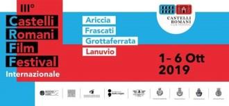 Castelli Romani Film Festival 2019-banner