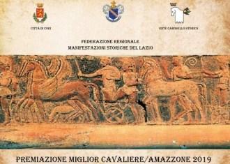 Premiazione del Miglior Cavaliere/Amazzone 2019-locandina