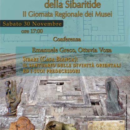 Locandina - Museo Sibaritide
