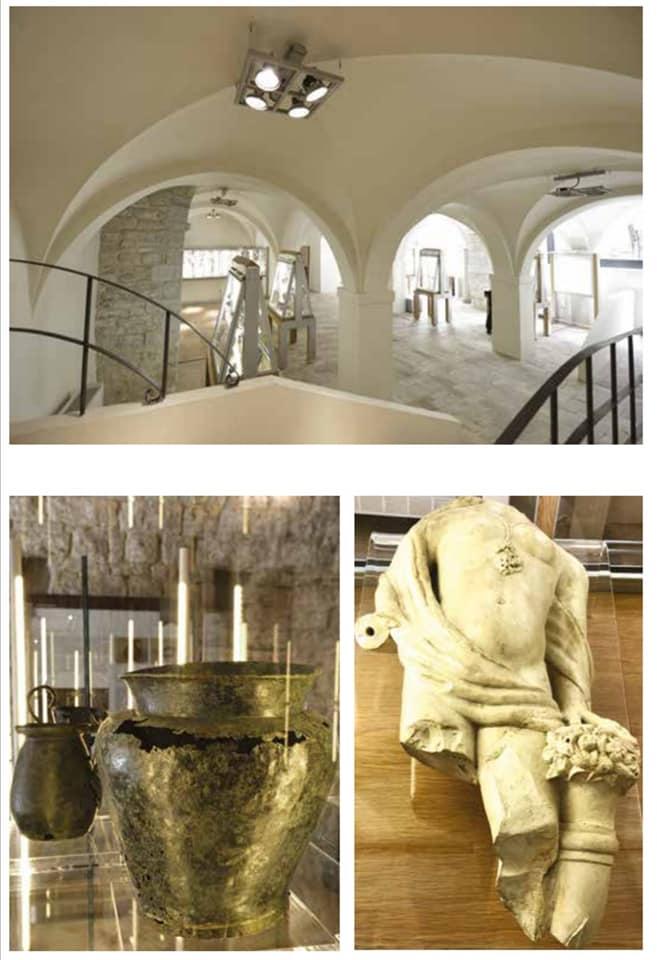 Itinerario archeologico - Cagli