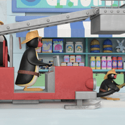 Pingu in città-3