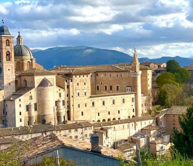 Urbino panorama