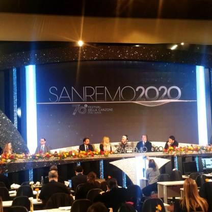 Premio Corecom a Sanremo
