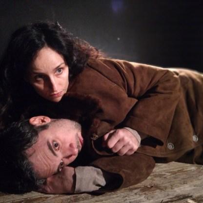 Amleto e sua moglie Ofelia 5-8 marzo 2020 - Teatro-Studio-Uno-foto1