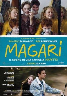 Magari-poster
