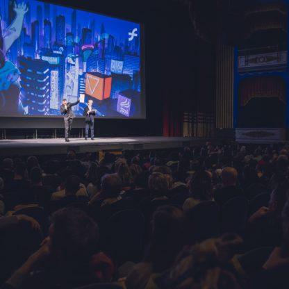 Opening night - Foto di Francesco Chiot