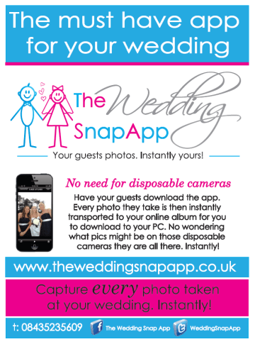 The SnapApp - Full Page Print Advert