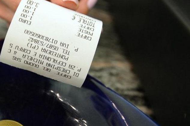 Lotteria degli scontrini, da oggi è possibile chiedere il codice