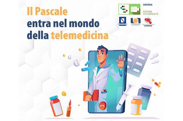 Il Pascale entra nel mondo della telemedicina