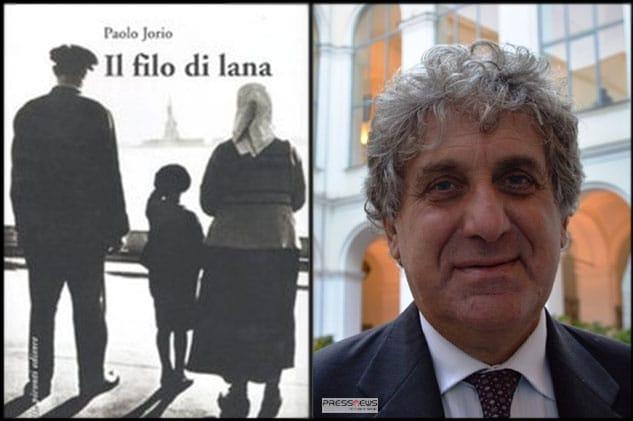 """Presentazione libro """"Il filo di lana"""" di Paolo Jorio"""