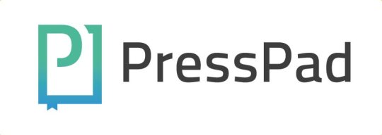 PressPad Mobile Publishing tool LOGO