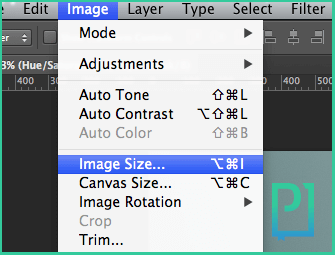 Change Image Size in Photoshop
