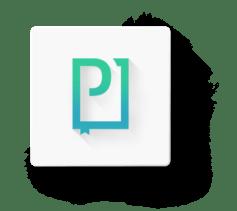 PressPad Logo iOS7 shadow blog edition