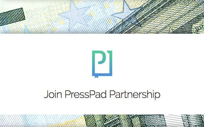 Passive Income with PressPad