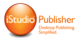 iStudio Publisher logo