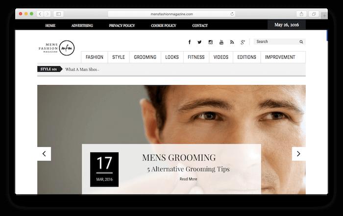 MFM website