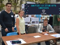 soutien aux étudiants confinés à Lyon-photo d'archive