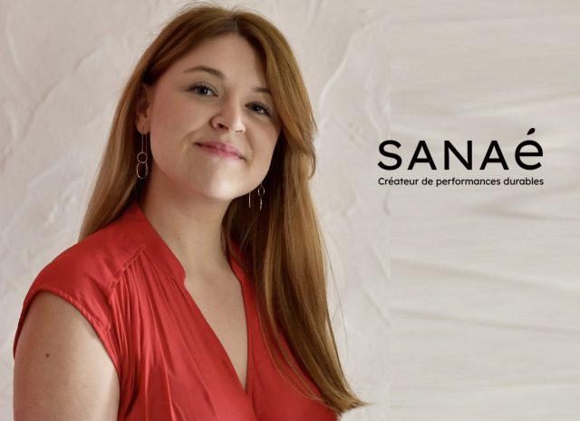 Laura De Angelis, fondatrice et CEO de Sanaé