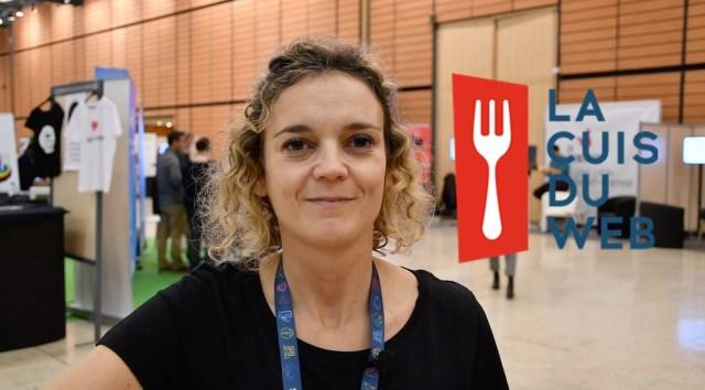 Tiphaine Frugier, 38 ans, Déléguée Générale de La Cuisine Du Web