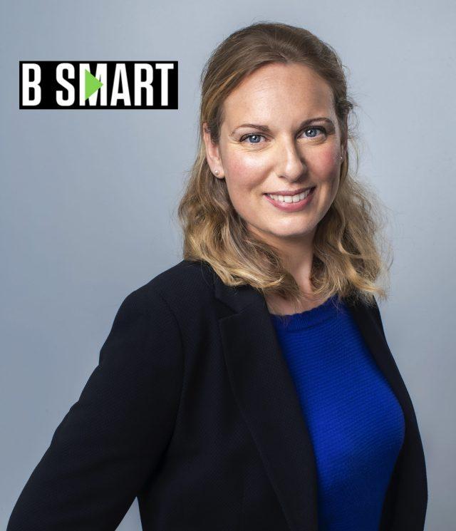Aurélie Planeix, rédactrice en chef B SMART