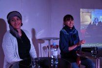 Claire Godiard et Linda Bendif à Upcycling festival_1