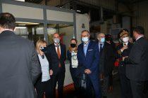 partenariat entre Bourgeat et Vorwerk : visite des locaux Bourgeat