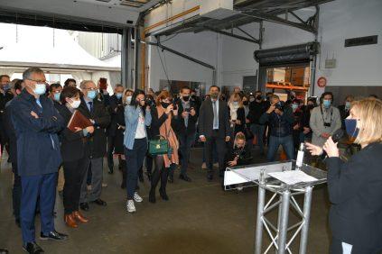 partenariat entre Bourgeat et Vorwerk : discours