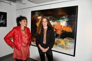 «Espoir de Vie», Vernissage de exposition de 7 artistes internationaux à la Galerie d'Art Emma