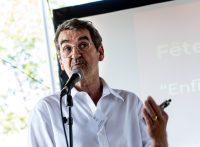 Thierry Kiefer, vice-président Club de la Presse