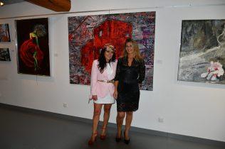 exposition de 5 artistes peintres à la Galerie d'Art Emma