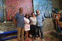 expo de 5 artistes peintres à Galerie d'Art Emma