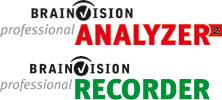 BrainVision Analyzer and Recorder