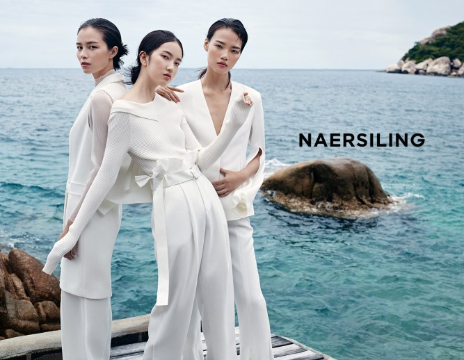 NAERSILING, CHINA'S NEW LUX BRAND, TO DEBUT AT NEW YORK FASHION WEEK THIS SEPTEMBER 1