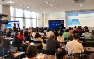 Linfinity Tokyo Roadshow: In-depth discussion about blockchain development and its applications with Linfinity 3
