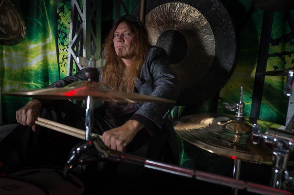 Black Oak Arkansas Drummer Lonnie Hammer Hits The Mark With New All-Star Project HAMMER DOWN HARD 1
