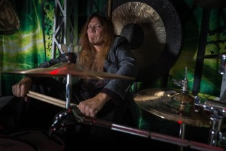 Black Oak Arkansas Drummer Lonnie Hammer Hits The Mark With New All-Star Project HAMMER DOWN HARD 2