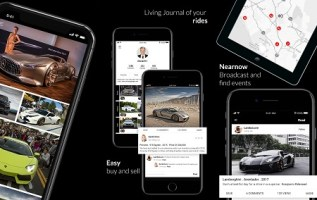 historide, A Vehicle Social Network App Has Been Updated With Innovative Features! 3
