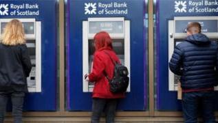 RBS warns of 'uncertain economic outlook' 1