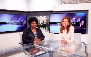 Worldwide Business with kathy ireland® Explores Forward-Thinking Management Consulting with Crowned Grace 2