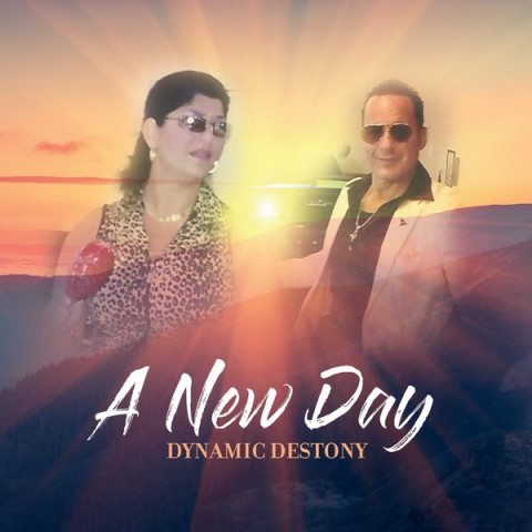 "Tony Carlucci & Dynamic Destony release new LP ""A NEW DAY"" 14"