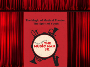 CYT Youth Theater Performance of Music Man Jr. Musical in Makes Magic