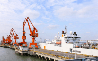 Hengtong Delivers 3,000km Submarine Optical Cable to Chile, Hosts a Ceremony to Celebrate Overseas 10,000km Delivery 3