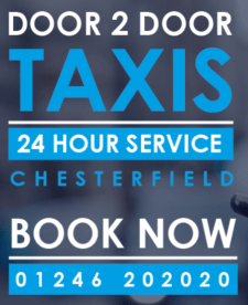 Door 2 Door Taxis Ltd Is Providing The Best Chesterfield Taxi Service For A Hassle-Free Transportation Experience 2