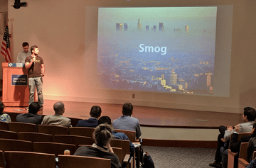 Top anti-smog innovations from 5 continents will fight for the title of Smogathon 2018 Winner 2
