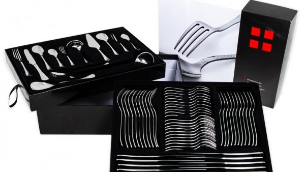 Colin Cutlery Debuts Sleek, Ergonomic Cutlery Collection on Kickstarter 11