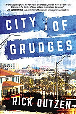"""Readers' Favorite recognizes Rick Outzen's """"City of Grudges"""" in its annual international book award contest 3"""
