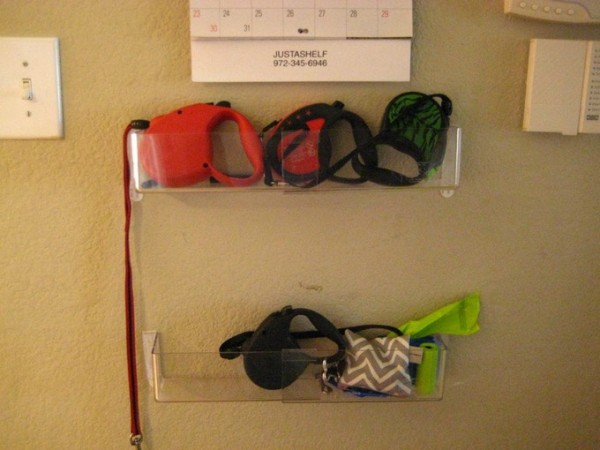 Meet JustaShelf. The most easy-to-install shelving unit. 2
