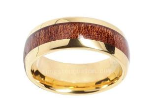 Cheap Women's Tungsten Rings with Customization & Lifetime Warranty Now Available from Tungstencustom.Com 1
