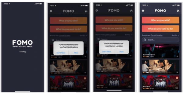 Groundbreaking FOMO App Connects Users To Events In Real-Time 1
